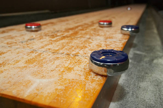 SOLO® Shuffleboard Movers Annapolis, Maryland.